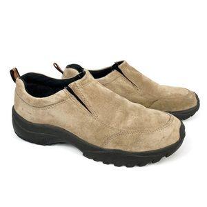 GBX Trailguard Taupe Shoes SZ 10M